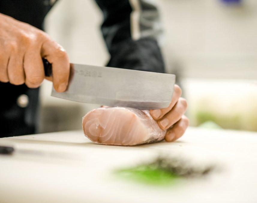 L'ikejime: des poissons comme vous n'en avez jamais goûté